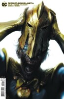 Dceased Dead Planet 6 (Of 7) Cover B Francesco Mattina...