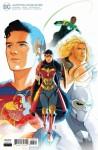 Justice League 58 Cover B Jen Bartel Variant (Endless Winter) (Vol. 4)