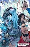 Justice League Endless Winter 1 (Of 2) Cover B Daniel Warren Johnson Card Stock Variant (Endless Winter)