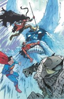 Justice League Endless Winter 2 (Of 2) Cover B Daniel...