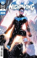 Nightwing 77 Cover A Travis Moore (Vol. 4)