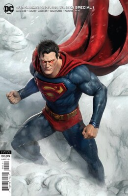 Superman Endless Winter Special 1 (One Shot) Cover B Rafael Grassetti Variant (Endless Winter)