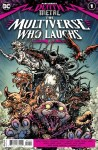 Dark Nights Death Metal Multiverse Who Laughs 1 (One Shot) Cover A Chris Burnham