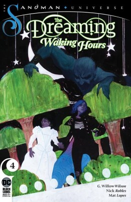 Dreaming Waking Hours 4