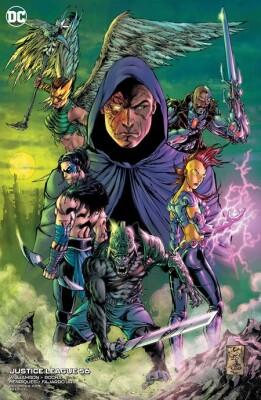 Justice League 56 Cover B Tony S Daniel & Danny Miki Variant (Dark Nights Death Metal) (Vol. 4)