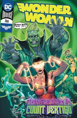 Wonder Woman 766 Cover A David Marquez (Vol. 5)