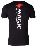 Magic the Gathering T-Shirt - Wizards Logo (schwarz) M