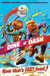 Fortnite Poster: Dine and Dash