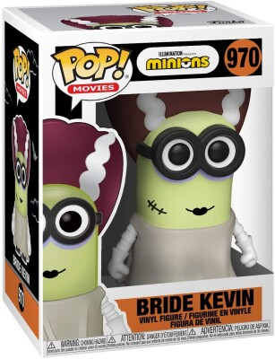 Minions POP! PVC-Sammelfigur: Bride Kevin (970)