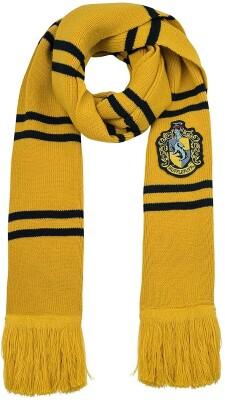Harry Potter Schal Hufflepuff(190 cm)
