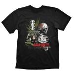 Call of Duty Cold War T-Shirt Army Comp (schwarz) XL
