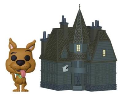 Scooby-Doo POP! Movies PVC-Sammelfigur - Haunted Mansion und Scooby