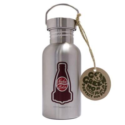 Fallout Trinkflasche ECO Edelstahl Nuka Cola