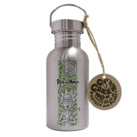 Rick and Morty Trinkflasche ECO Edelstahl