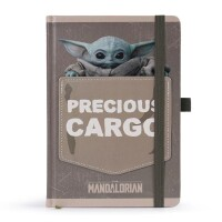 Star Wars The Mandalorian Notizbuch: Precious Cargo (DIN A5)