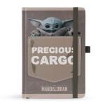 Star Wars The Mandalorian Notizbuch: Precious Cargo (DIN A5)