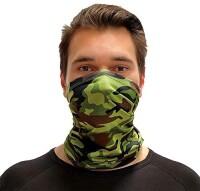 Loop Schal Camouflage