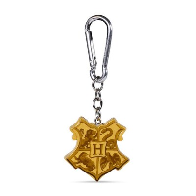 Harry Potter Polyresin Schlüsselanhänger: Hogwarts Crest
