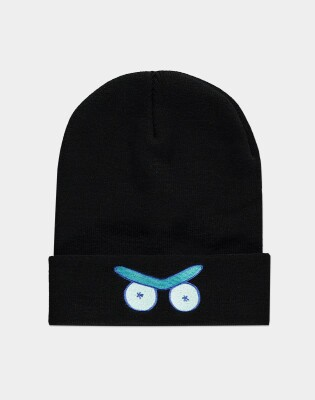 Rick and Morty Beanie Wollmütze: Eyes Rick