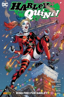 Harley Quinn 12 (Rebirth)