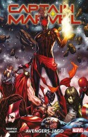 Captain Marvel 3: Avengers-Jagd