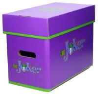 DC Comic Box (kurz) Joker Logo