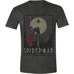 Spider-Man T-Shirt - Dark Heather (grau) L
