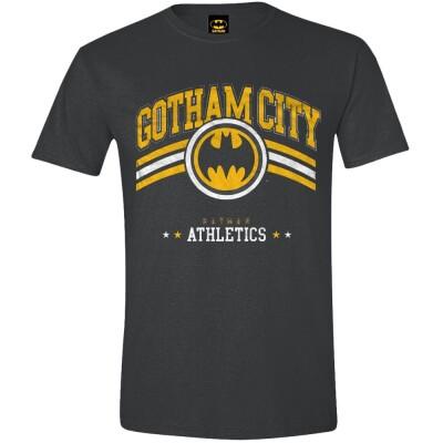 Batman T-Shirt - Gotham City Superhero Athletics (grau)