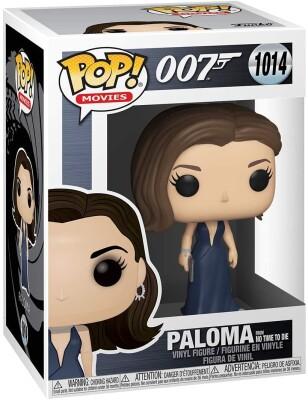 James Bond 007 POP! Movies PVC-Sammelfigur - Paloma (No Time to Die) (1014)