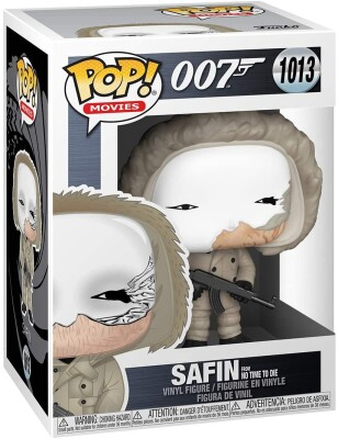 James Bond 007 POP! Movies PVC-Sammelfigur - Safin (No Time to Die) (1013)