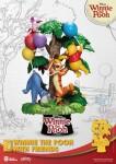 Disney D-Stage PVC Winnie The Pooh With Friends (15 cm)