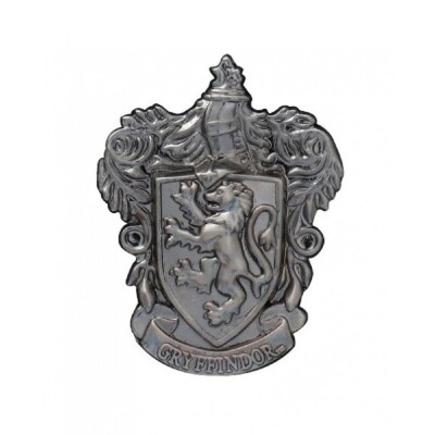 Harry Potter Ansteck-Button: Gryffindor Wappen Pewter Lapel Pin