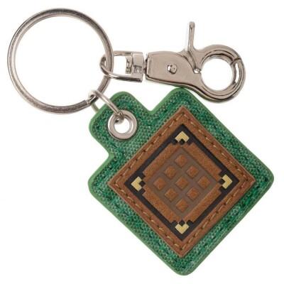Minecraft Schlüsselanhänger: Block Canvas Keychain