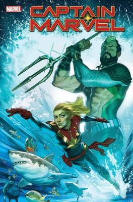 Captain Marvel 25 (Vol. 10)