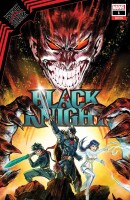 King In Black Black Knight Su Variant 1