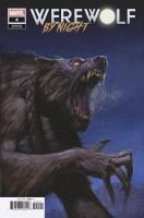 Werewolf By Night 4 (Of 4) (Vol. 3) Gist Variant