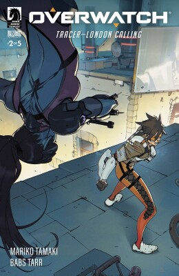 Overwatch Tracer London Calling 2 Cover A Bengal