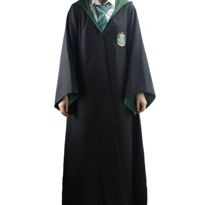 Harry Potter Zauberergewand Slytherin Größe M