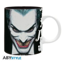 Batman Keramiktasse - Joker laughing (320 ml)
