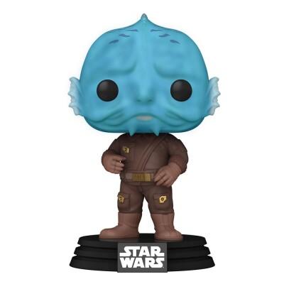 Star Wars Mandalorian POP! PVC-Sammelfigur - Mithrol (404)