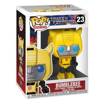 Transformers POP! PVC-Sammelfigur - Bumblebee (23)