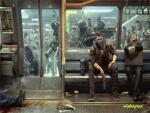 Cyberpunk 2077 Puzzle Metro Life (1000 Teile)