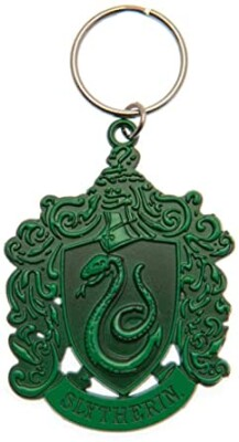 Harry Potter Schlüsselanhänger: Slytherin Crest