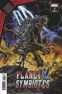 King In Black Planet Of Symbiotes 2 (Of 3) Hotz Variant