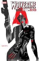 Wolverine Black White Blood 4 (Of 4)