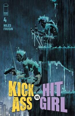 Kick-Ass Vs Hit-Girl 4 (Of 5) (Vol. 1) Cover A Romita Jr