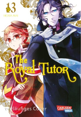 The Royal Tutor 13  (Akai, Higasa)