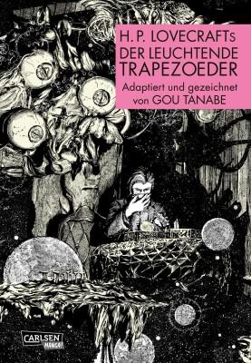 H.P. Lovecrafts Der leuchtende Trapezoeder  (Tanabe, Gou)