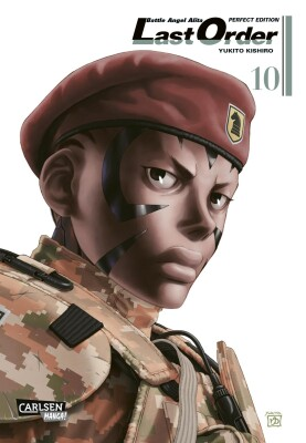Battle Angel Alita - Last Order - Perfect Edition 10  (Kishiro, Yukito)