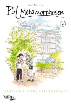 BL Metamorphosen - Geheimnis einer Freundschaft 2  (Tsurutani, Kaori)